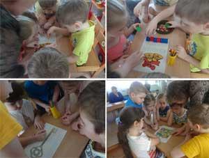 Конспект итогового комбинированного занятия по дополнительной образовательной услуге по обучению грамоте и конструированию «В замок Звукомора»