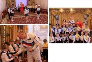 Сценарий праздника посвященного Дню Космонавтики в подготовительной к школе группе на тему: «Если очень захотеть, можно в космос полететь!»
