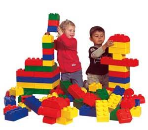 КОНСТРУКТОР LEGO КАК СРЕДСТВО ИНТЕГРАЦИИ ОБРАЗОВАТЕЛЬНЫХ ОБЛАСТЕЙ В ПРОЦЕССЕ ОБУЧЕНИЯ ДОШКОЛЬНИКОВ 4-5 ЛЕТ