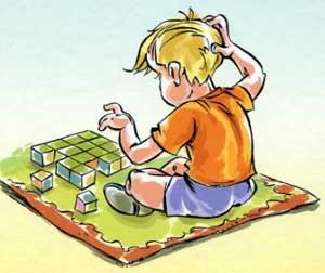 Статья «Сенсорное развитие детей младшего дошкольного возраста в процессе конструирования»