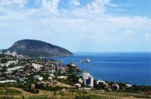 Конспект ООД по природе и изобразительной деятельности в старшей группе «Этот удивительный Крым»