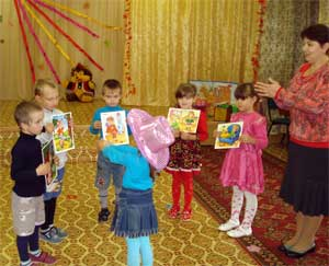 Социальный проект «Развитие социальной компетентности старших дошкольников с нарушениями межличностных отношений средствами игры»