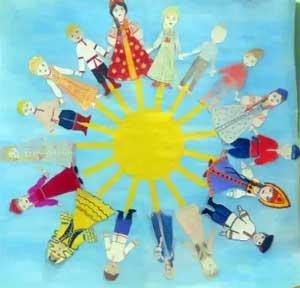 Конспект занятия «Солнышко» для детей с РАС