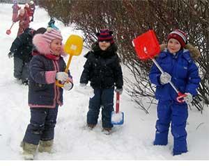 Организация и проведение прогулки с детьми дошкольного возраста в ДОУ.