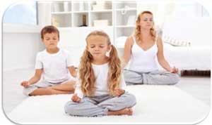Релаксационные занятия с детьми