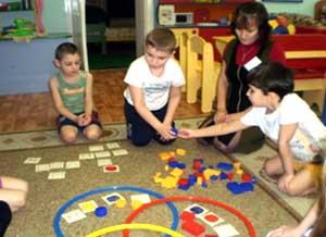 Опыт работы по ФЭМП Тема: «Развитие логического мышления посредством занимательной математики» в процессе реализации образовательной области «Познание».