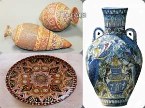 Конспект образовательной деятельности по художественно-эстетическому развитию в подготовительной группе на тему: «Элементы армянского узора»