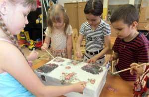 Дизайн - деятельность в детском саду