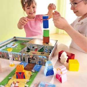 Картотека игр для детей второй младшей группы