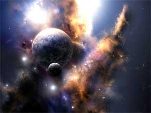 Выпускной из детского сада «Космическое путешествие»