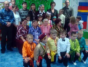 Праздник родословной «Шежере байрам»