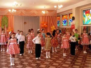 Сценарий праздника «День дошкольного работника»