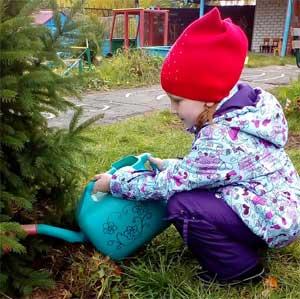 Экологическое воспитание дошкольников посредством игровой деятельности