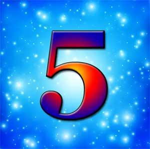Конспект занятия в подготовительной группе «Состав числа 5»