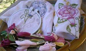 Обучение детей шитью