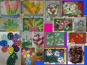 ПРЕЗЕНТАЦИЯ ПРОЕКТНОЙ ДЕЯТЕЛЬНОСТИ Тема: Такие разные цветы