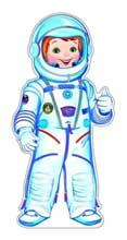 Конспект НОД по формированию элементарных математических представлений в подготовительной к школе группе на тему: «Космическое путешествие»
