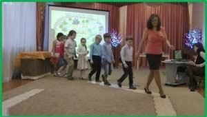 Занятие для детей подготовительной к школе группе по образовательной области «Художественно – эстетическое развитие» Тема: «Путешествие в Изумрудный город»