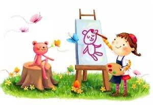 Развитие творческих способностей дошкольников на занятиях по изобразительной деятельности