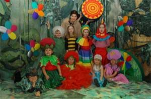 Значение театральной деятельности в развитии детей дошкольного возраста
