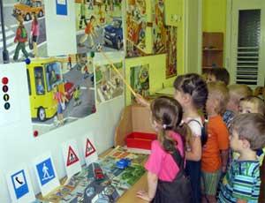 Конспект непосредственно – образовательной деятельности КВН «Красный, зеленый, желтый»