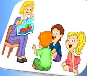 КУРСОВАЯ РАБОТА тема: Художественная литература, как средство обогащения речевой культуры детей дошкольного возраста