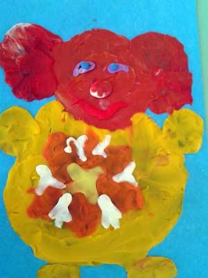 Конспект НОД по образовательной области «Художественное творчество» в средней группе «Мои любимые игрушки»
