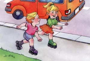 Перспективно-тематическое планирование работы с детьми старшего дошкольного возраста по теме: «Ознакомление детей с правилами безопасного поведения на улицах и дорогах»