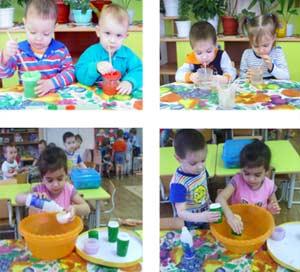 Педагогический опыт: «Ознакомление детей раннего возраста с окружающим миром через детское экспериментирование»