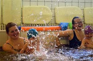 Конспект совместного занятия с родителями в бассейне во 2 младшей группе «Путешествие в зоопарк»