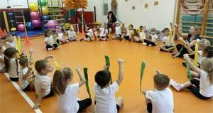 Семинар-практикум для родителей «Здоровьесберегающие технологии в воспитательно — образовательном процессе в ДОУ»