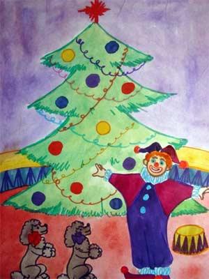 Новогодний праздник в младшей группе «Петрушка на новогоднем празднике»