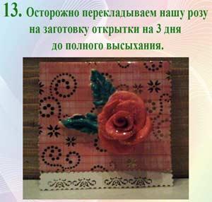 Конспект НОД для детей подготовительной группы на тему: «Розы для мамы»