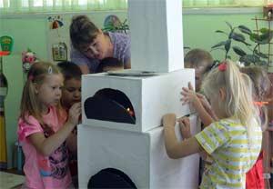 Конспект занятия по познавательному развитию «В краю тихого Дона» в старшей группе компенсирующей направленности для детей с тяжелыми нарушениями речи