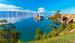 Знакомство с оз. Байкал
