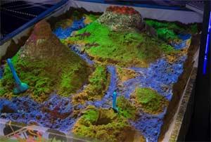 Инновации для дошколят, как построить занятие с интерактивной песочницей