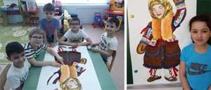Расширяем знания дошкольников о творчестве народов ханты
