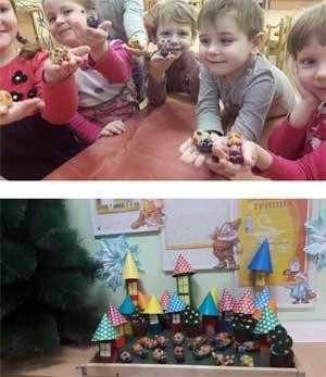 Коллективное творчество дошкольников