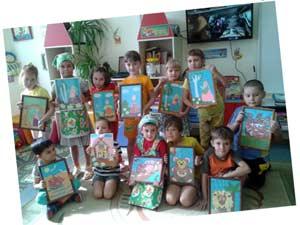 Проект на тему: «Веселая мозаика» для детей старшего дошкольного возраста.