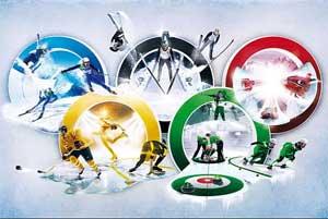Сценарий спортивного праздника «Малые зимние олимпийские игры» для детей старшего дошкольного возраста