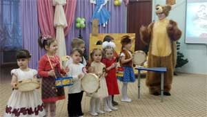 Сценарий тематического развлечения, посвященный празднованию Дня Матери для воспитанников 2 младшей группы «Непослушный мишка»