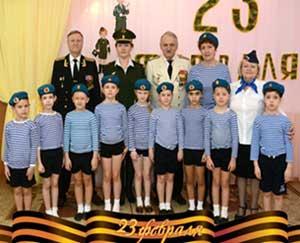 Сценарий праздника для детей подготовительной группы «А, ну-ка, папы!»