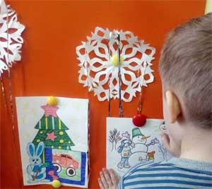 Творческая мастерская: «Новогодний сюрприз для Деда Мороза»