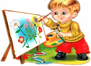 Изобразительная деятельность в развитии детской личности дошкольников