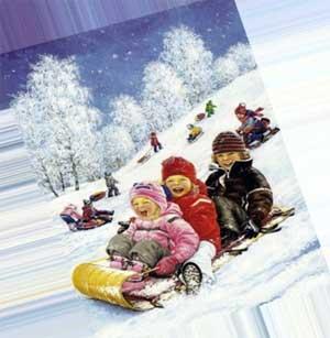 Советы в помощь родителям «Здравствуй зимушка – зима!»