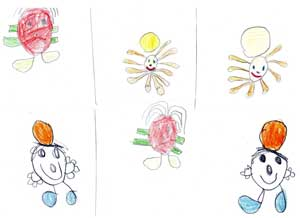 Развитие зрительной памяти и воображения детей с задержкой психического развития.