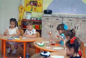 Конспект непосредственно образовательной деятельности для детей средней группы «Овощи в банке»