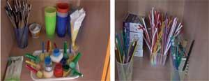 Творческий проект «Развитие творческих способностей дошкольников через нетрадиционные техники рисования».