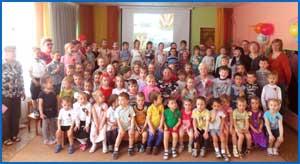 Проект по нравственно-патриотическому воспитанию детей дошкольного возраста по теме: Детям о Великой Отечественной Войне.
