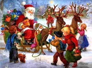 «Весёлые игры для новогоднего праздника»
